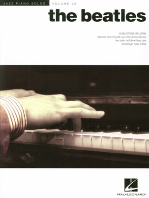 Jazz Piano Solos Series Volume 28 - The Beatles BEATLES laflutedepan