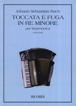 Toccata e Fuga in re minore BWV 565 BACH Partition laflutedepan