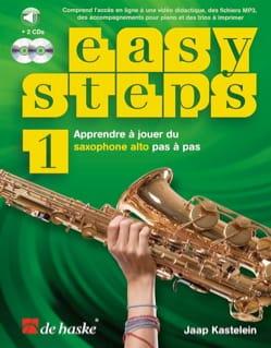 Easy Steps - Volume 1 Jaap Kastelein Partition laflutedepan