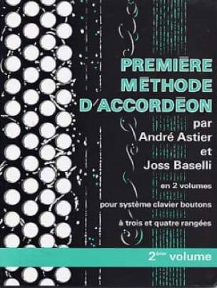 Premiere Méthode D' Accordéon Volume 2 - laflutedepan.com