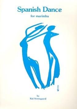 Spanish Dance For Marimba Kai Stensgaard Partition laflutedepan