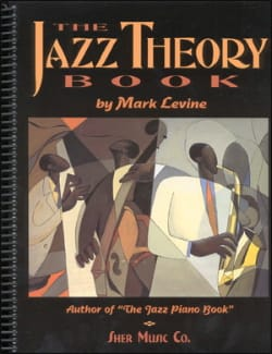 The jazz theory book Mark Levine Partition Théories - laflutedepan
