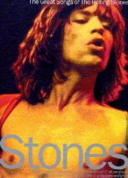 Stones ROLLING STONES Partition Pop / Rock - laflutedepan