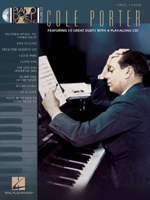 Piano Duet Play-Along Volume 23 - Cole Porter Cole Porter laflutedepan
