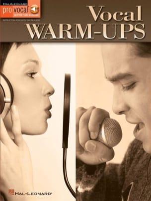 Pro Vocal - Vocal Warm-Ups Partition Pédagogie - laflutedepan