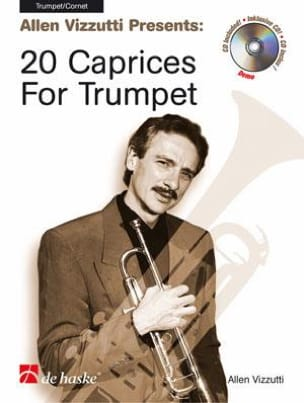 20 caprices Allen Vizzutti Partition Trompette - laflutedepan