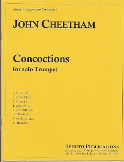 Concoctions John Cheetham Partition Trompette - laflutedepan