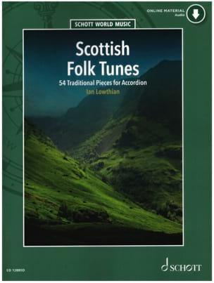 Scottish Folk Tunes Ian Lowthian Partition Accordéon - laflutedepan
