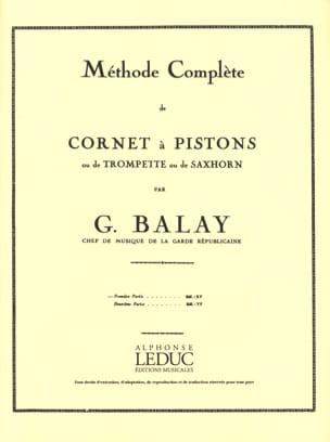 Méthode Complète Volume 1 Guillaume Balay Partition laflutedepan