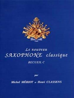 Le Saxophone Classique Recueil C Partition Saxophone - laflutedepan
