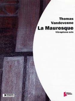 La Mauresque - Thomas Vandevenne - Partition - laflutedepan.com