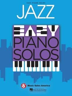 Jazz - Easy piano solos - Partition - Jazz - laflutedepan.com