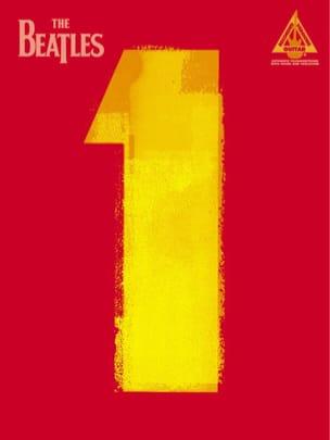 The Beatles - 1 BEATLES Partition Pop / Rock - laflutedepan