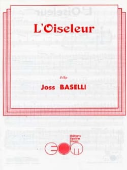 L'Oiseleur Joss Baselli Partition Accordéon - laflutedepan