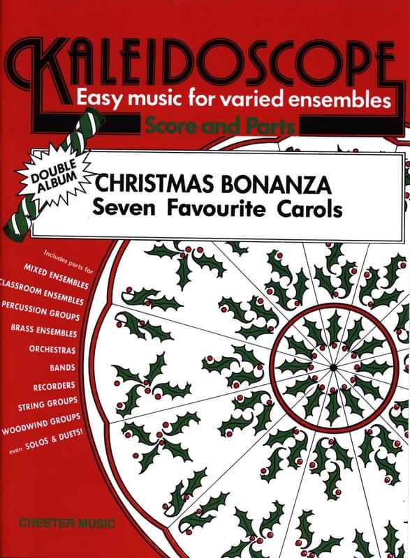 Christmas Bonanza - Kaleidoscope - Partition - laflutedepan.com