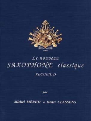 Le Saxophone Classique Recueil D - Partition - laflutedepan.com
