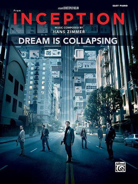 Dream is collapsing - Musique du film Inception - laflutedepan.com