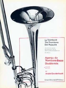 Apercu Du Trombone Basse Double Noix Volume1 laflutedepan