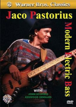 Jaco Pastorius - DVD - Bajo eléctrico moderno - Partition - di-arezzo.es