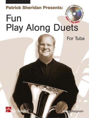 Fun Play Along Duets For Bb Bass TC/BC André Waignein laflutedepan