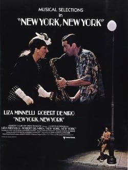New York, New York Partition Comédie musicale - laflutedepan