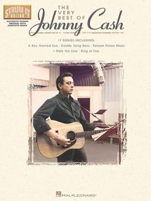 The Very Best Of Johnny Cash Partition Pop / Rock - laflutedepan