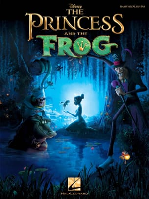 The Princess And The Frog Randy Newman Partition laflutedepan
