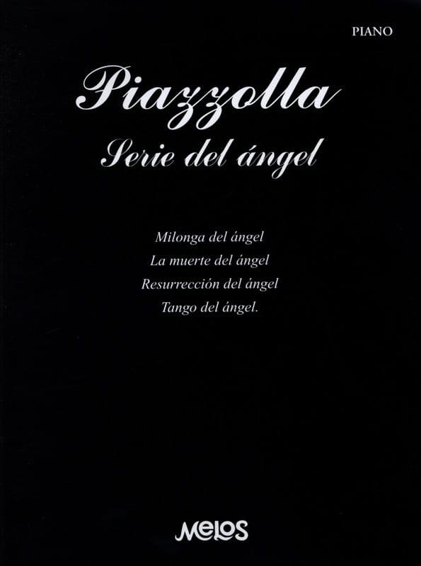 Serie Del Angel - Astor Piazzolla - Partition - laflutedepan.com