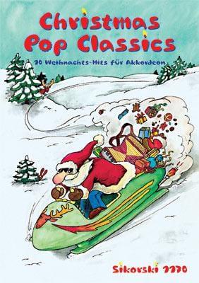 Christmas Pop Classics Noël Partition Accordéon - laflutedepan
