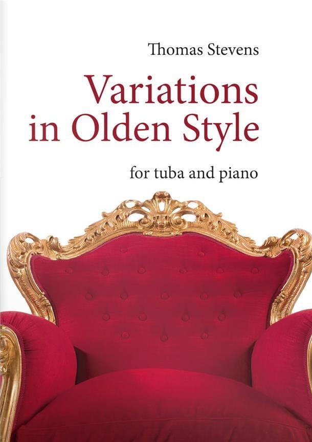 Variations in olden style - Thomas Stevens - laflutedepan.com