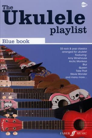 The Ukulele Playlist - Blue Book Partition Pop / Rock - laflutedepan