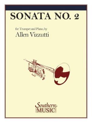 Sonata No. 2 Allen Vizzutti Partition Trompette - laflutedepan