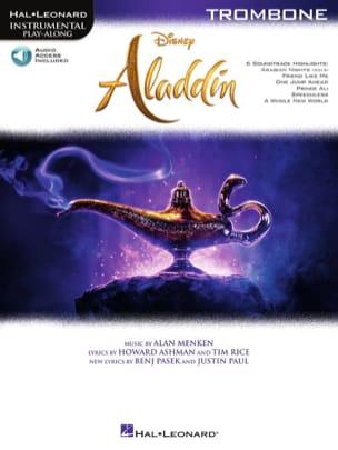 Aladdin - Musique du Film DISNEY Partition Trombone - laflutedepan