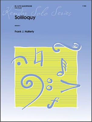 Soliloquy - Frank J. Halferty - Partition - laflutedepan.com