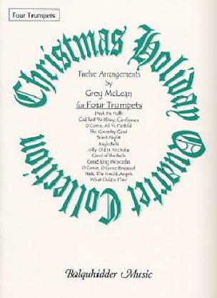 Christmas holiday quartet collection - Noël - laflutedepan.com