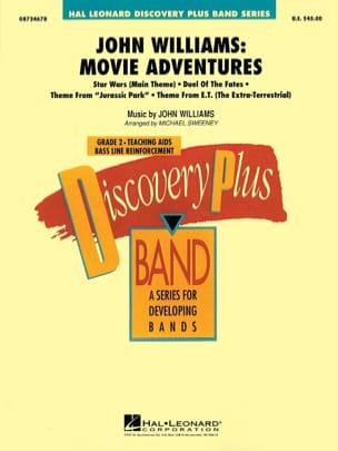 John Williams: Movie Adventures John Williams Partition laflutedepan