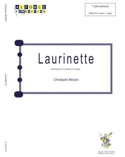 Laurinette Christophe Merzet Partition laflutedepan