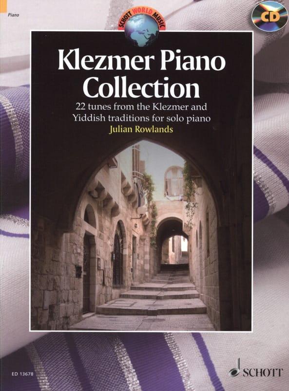 Klezmer Piano Collection - Traditionnel - Partition - laflutedepan.com