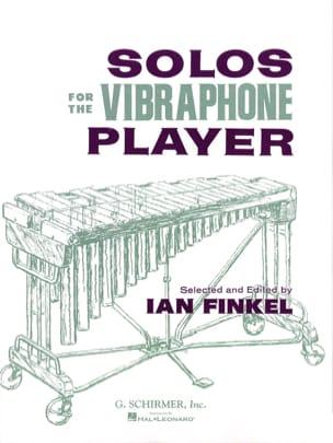 Solos for the vibraphone player Partition Vibraphone - laflutedepan