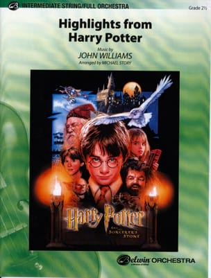 Highlights From Harry Potter John Williams Partition laflutedepan