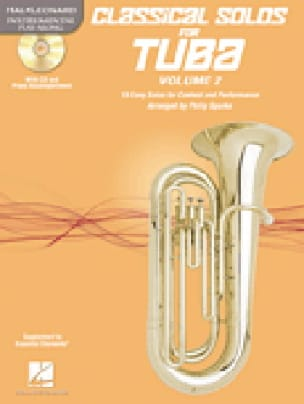 Classical Solos for Tuba Volume 2 - Partition - laflutedepan.com