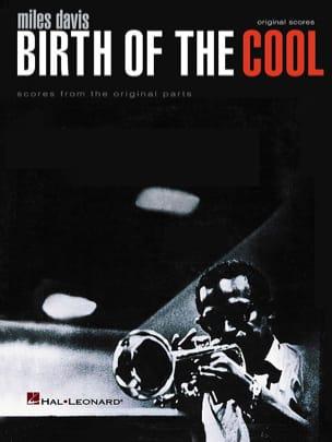 Birth Of The Cool Miles Davis Partition Trompette - laflutedepan