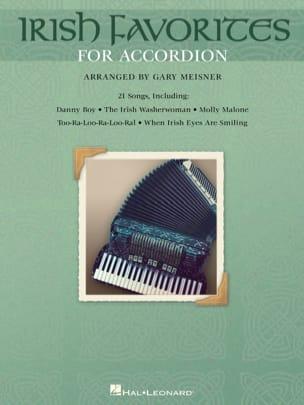 Irish favorites for accordion Partition Accordéon - laflutedepan