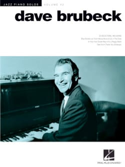 Jazz Piano Solos Series Volume 42 - Dave Brubeck laflutedepan