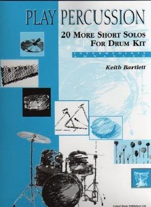 20 More Short Solos For Drum Kit - Intermediate / Advanced laflutedepan