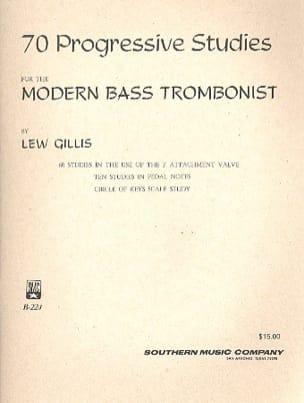 70 Progressive Studies Lew Gillis Partition Trombone - laflutedepan