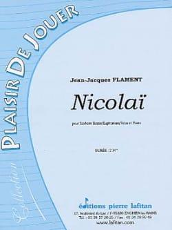 Nicolai Jean-Jacques Flament Partition Tuba - laflutedepan