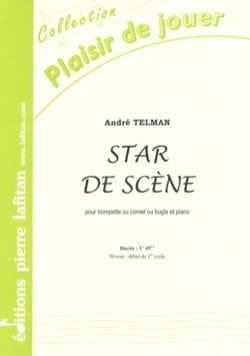 Star de Scène André Telman Partition Trompette - laflutedepan