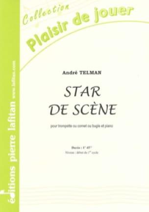 Star de Scène - André Telman - Partition - laflutedepan.com