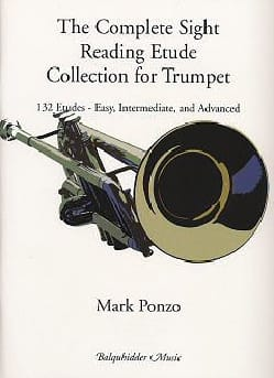 Complete collection of sight - reading etudes for trumpet - laflutedepan.com